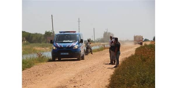 Serinlemek İçin Kanala Giren Suriyeli Kayboldu
