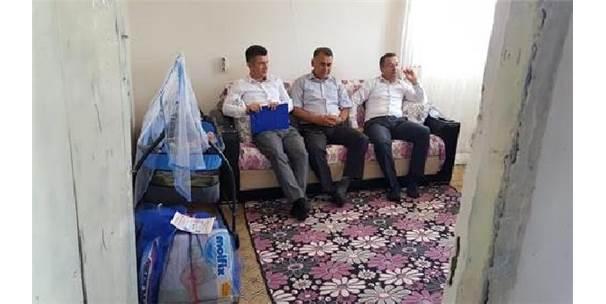 Sulusaray'da 'Hoş Geldin Bebek' Projesi Başladı