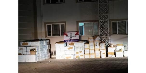 Tır'da 3 Milyon 311 Bin Cinsel Uyarıcı Hap Ele Geçirildi