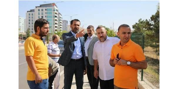 Elazığ'da Yol Genişletme Çalışmaları