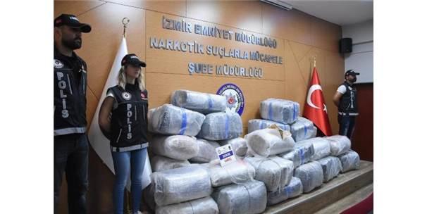 İzmir'de Büyük 'Skunk' Operasyonu