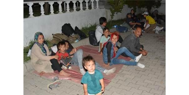 Çanakkale'de 165 Kaçak Göçmen Yakalandı
