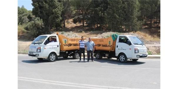 Alo Çöp Taksi Devrede