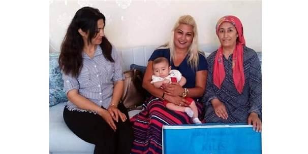 Kilis'te, 5 Bin 500 Bebeğe 'Hoşgeldin' Paketi