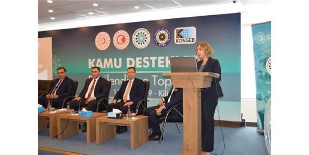 Kilis'te Kamu Destekleri Bilgilendirme Toplantısı