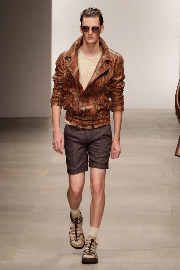 James Long İlkbahar-Yaz 2012 Koleksiyonu