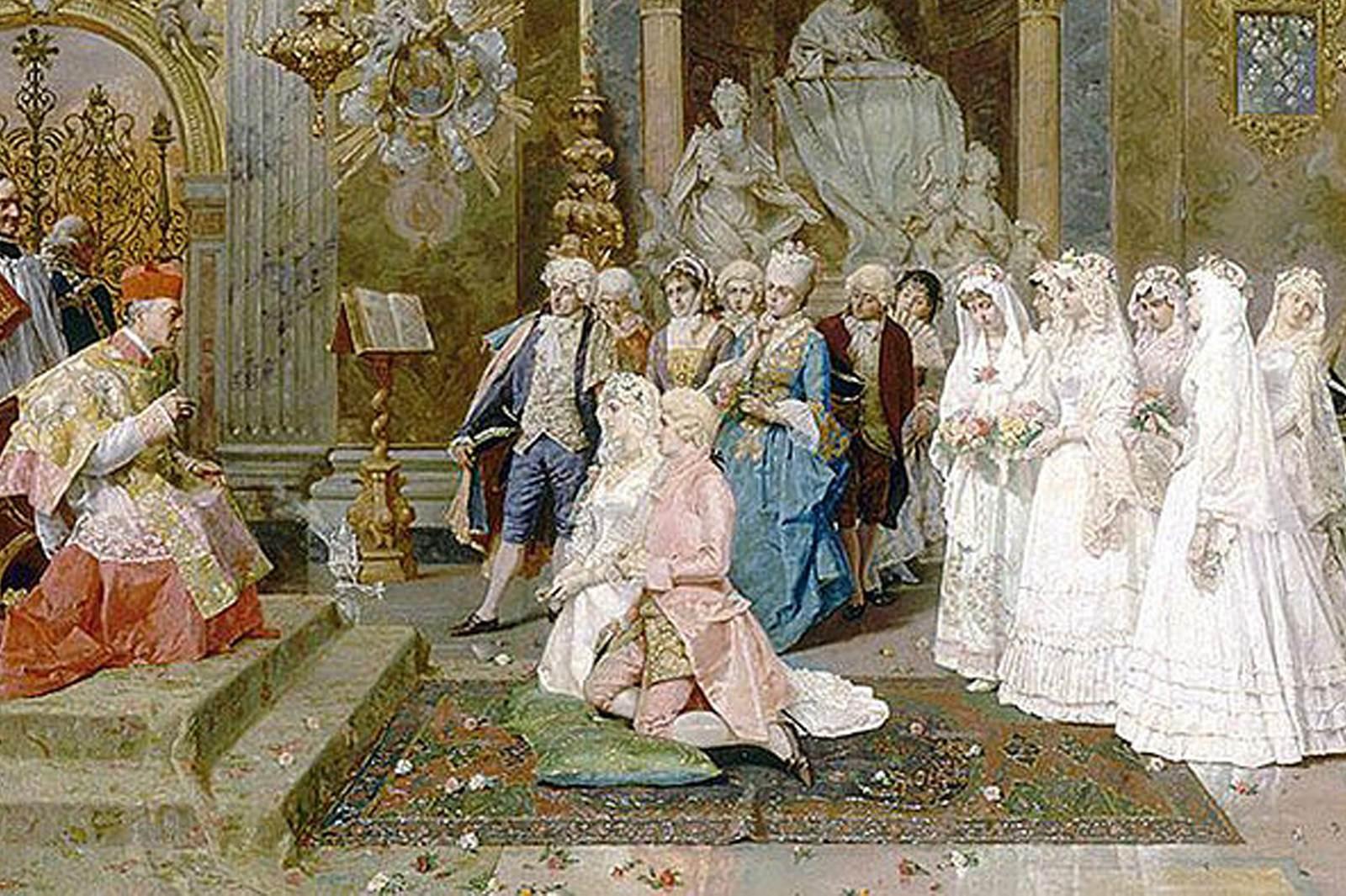 Evliliğin Tarihi