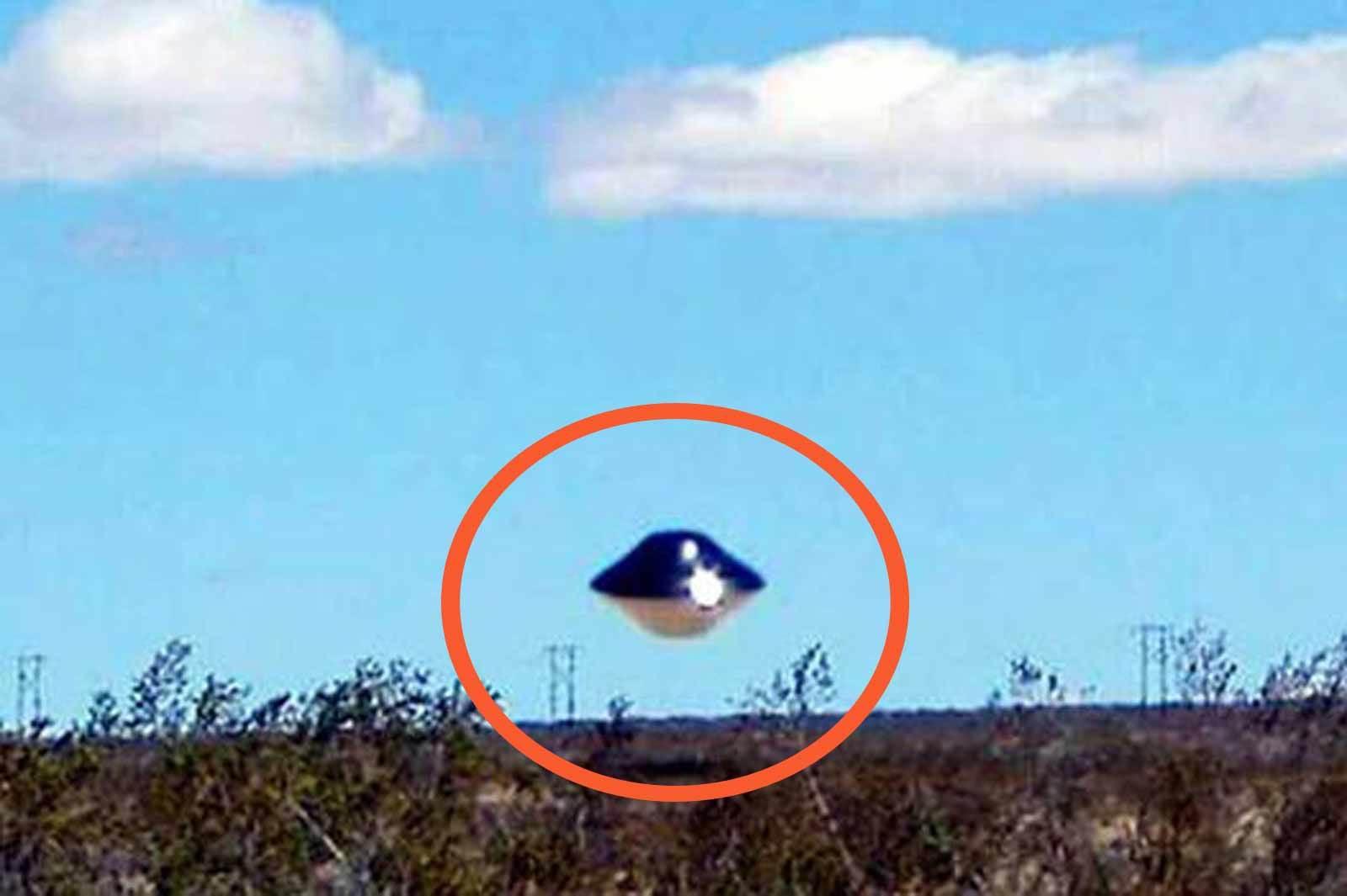 Bugüne kadar görüntülenen en tartışmalı UFO heyecan yarattı