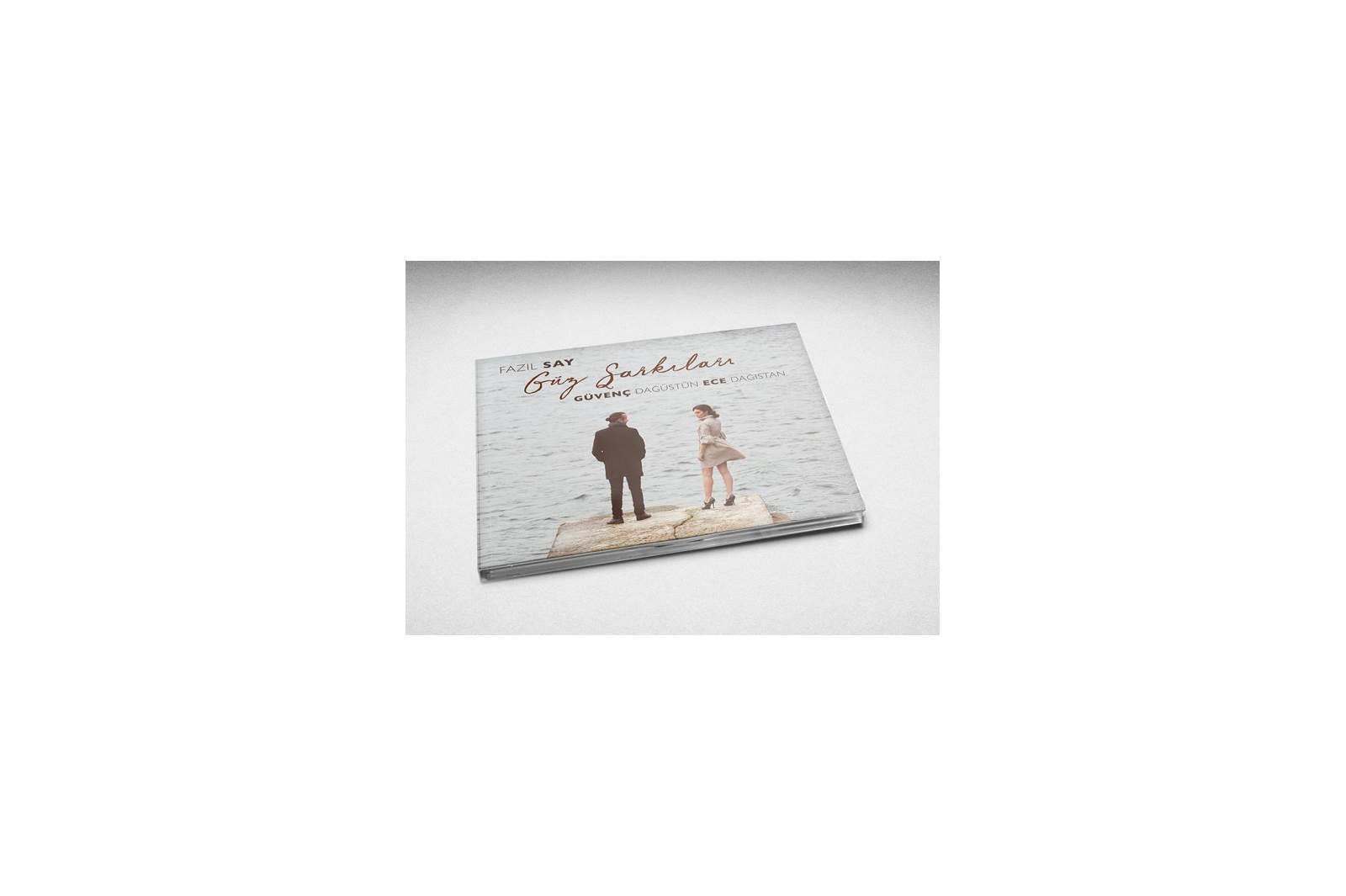 Ece Dağıstan ve Güvenç Dağüstün ile Güz Şarkıları