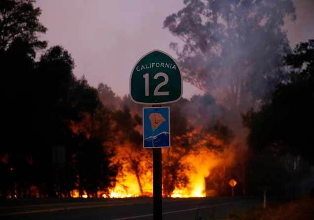 Küresel ısınma ve Kaliforniya yangınları arasında bir ilişki var mı?
