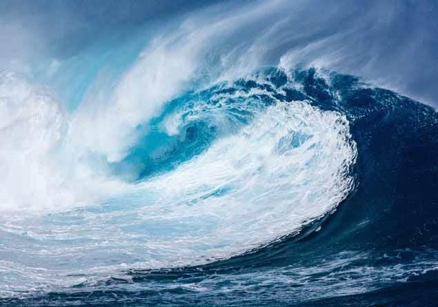 Cumbre Vieja Yanardağı Atlas Okyanusu boyunca tsunamiye sebep olabilir