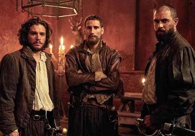 BBC'nin yeni dizisi Gunpowder, izleyiciyi şoke etti