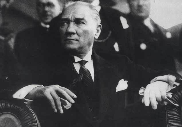 10 Kasım 1938 Mustafa Kemal Atatürk'ün ölümü