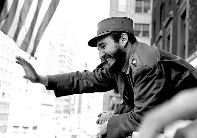 Fidel Castro ölümünün 1. yıldönümünde anılıyor