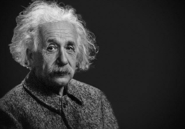 Albert Einstein neyi buldu?