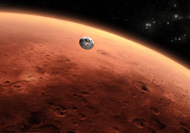 Pasifik Okyanusu'ndaki yeni ada Mars'ın geçmişini aydınlatabilir
