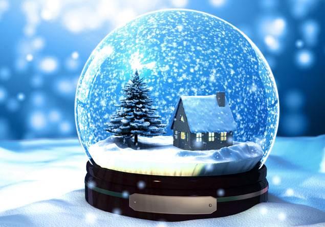 Kar küresi nedir? Kar küresi nasıl yapılır?