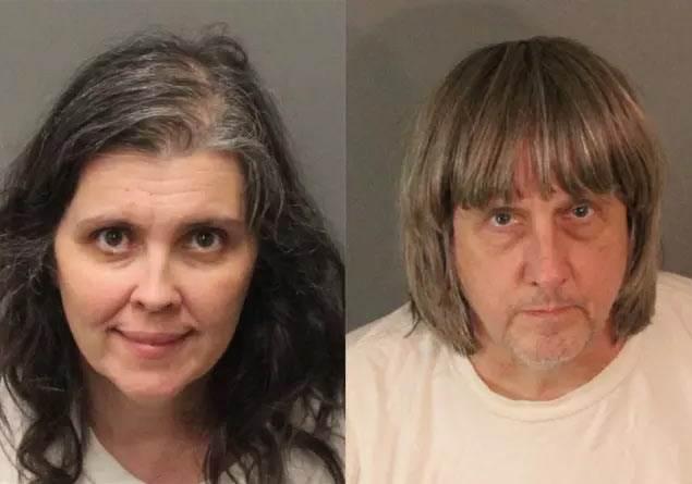 13 çocuğunu esaret altında tutan ve işkence eden çift tutuklandı
