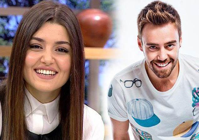 Yeni çiftimiz Hande Erçel ve Murat Dalkılıç mı?