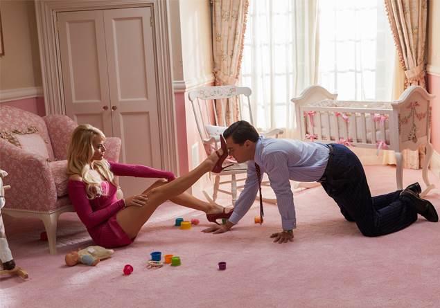 Margot Robbie'nin eşi Leonardo DiCaprio'yu nasıl kıskanmasın?