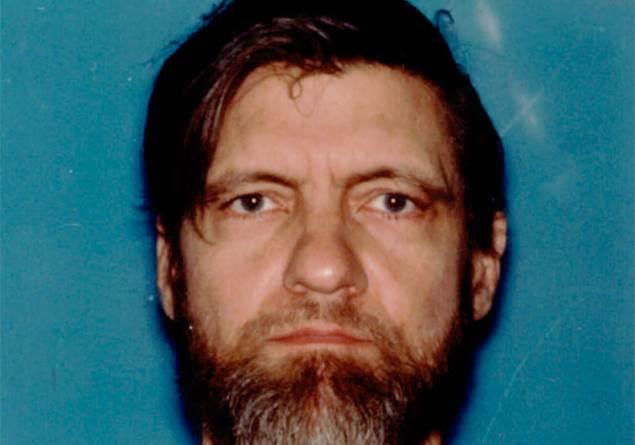 Kitaplara bomba yerleştiren profesör bombacı 'Unabomber Kaczynski'