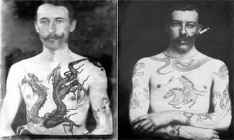 Modern dövmenin kısa tarihi!