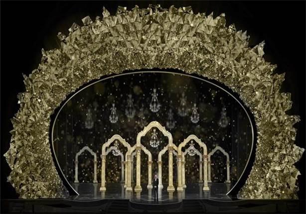 Oscar'ın mabedi Dolby Tiyatrosu'nda 45 milyon Swarovski kristali olacak