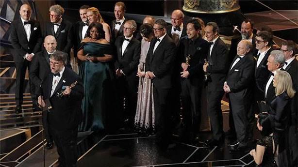 Oscar Ödülleri 2018'de sürpriz yok