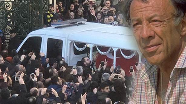 Şener Şen, Münir Özkul'un cenazesine katılmadı mı?