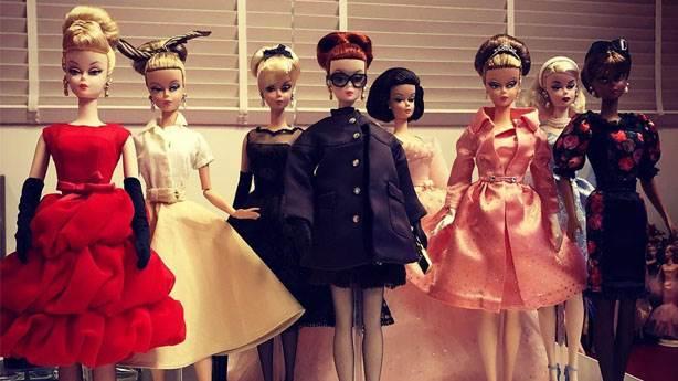 Barbie giydirme oyununu gerçeğe dönüştürüyor