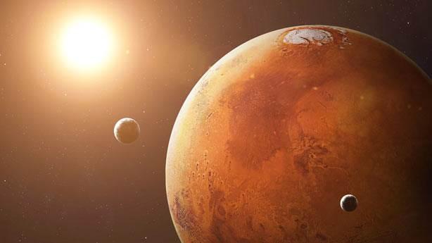 Kızıl Gezegen Mars hakkında öne sürülen ilginç iddialar