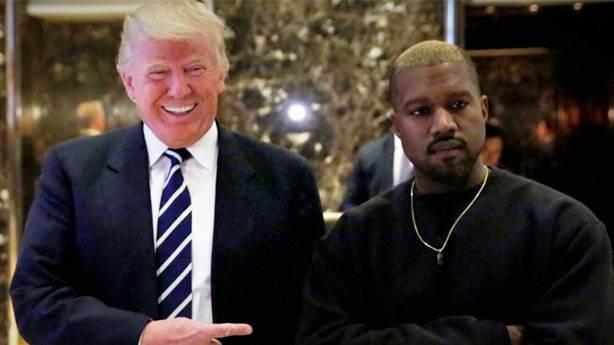 Kanye West, Donald Trump'a 'kardeşim' dedi, ortalık karıştı