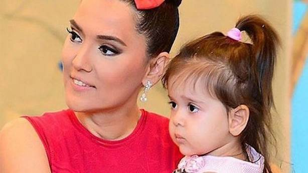 Demet Akalın, kızı Hira için Instagram hesabı açtı ama...