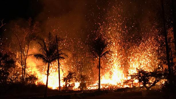 Kilauea Yanardağı'nın patladığı Hawaii'de neler oluyor?