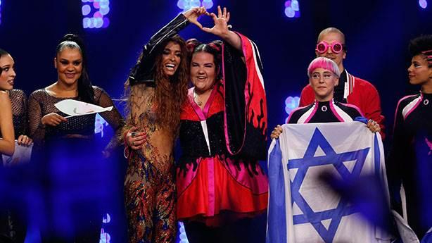 Eurovision 2018'in ilk yarı finaline Güney Kıbrıs damga vurdu