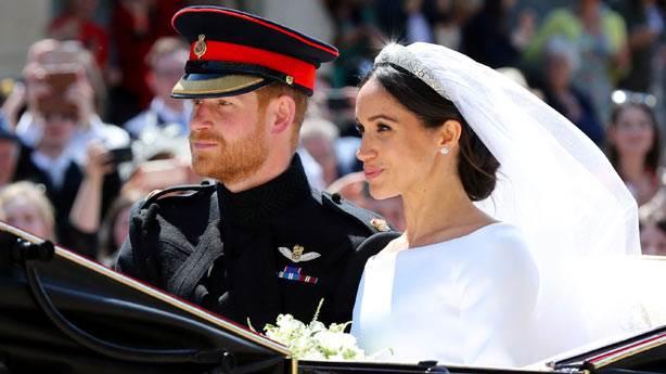 Prens Harry ve Meghan Markle balayı için Kanada'yı tercih etti