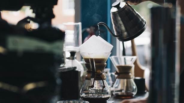 Kahve ekip çalışmasına yardımcı oluyor
