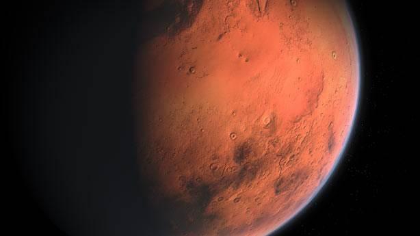 NASA Mars'ta yine ne buldu?