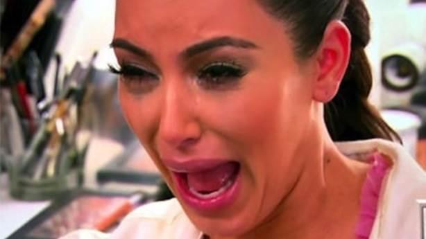 Kim Kardashian, Kanye West'ten tarz eleştirisi alınca ağlamış