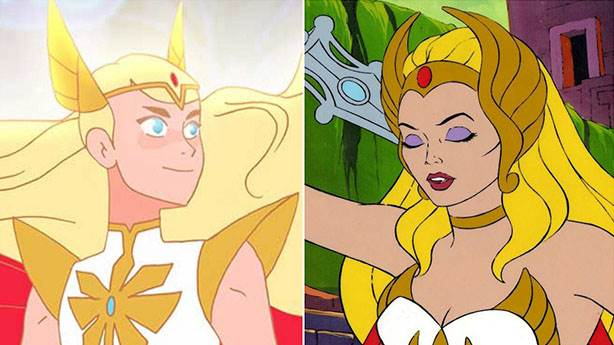 She-Ra neden She-Man'a dönüştü?