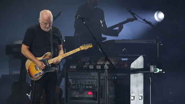 David Gilmour ve hissettirdikleri
