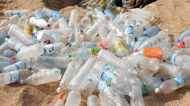 Plastik, küresel ısınma sürecini hızlandırıyor