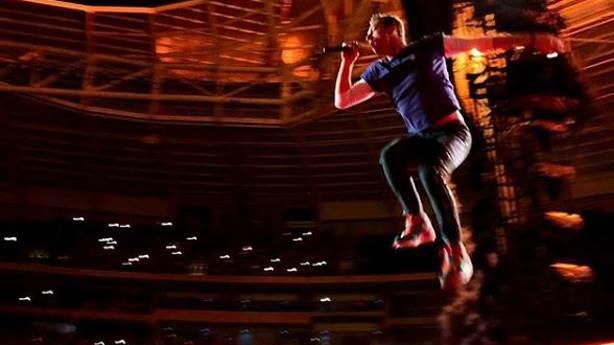 Biz, Coldplay'in gelebilme ihtimalini sevdik