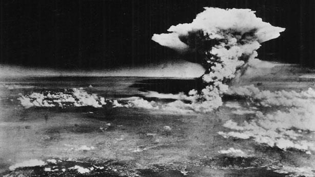 Hiroşima'ya ve Nagasaki'ye atom bombası saldırısı