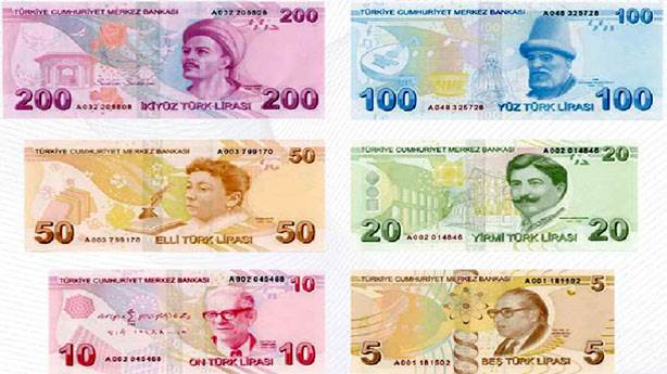 Kağıt paraların arka yüzündeki kişiler kimlerdir? Kağıt paradaki kişiler