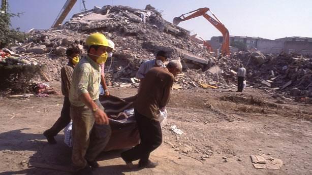 17 Ağustos 1999 Gölcük Depremi