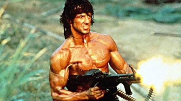 Rambo dönüyormuş! Biz de Kara Murat'ı çekelim!
