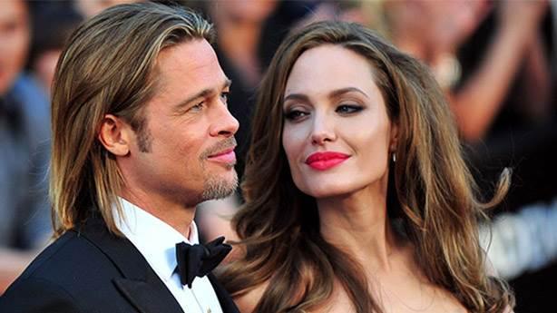 Brad Pitt ve Angelina Jolie arasında neler oluyor?