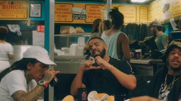 Drake'in 'In My Feelings' (Kiki) şarkısı yaza damgasını vurdu