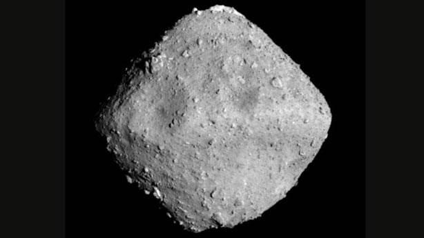 Japon Uzay Ajansı, Ryugu asteroitine iniş yapacak